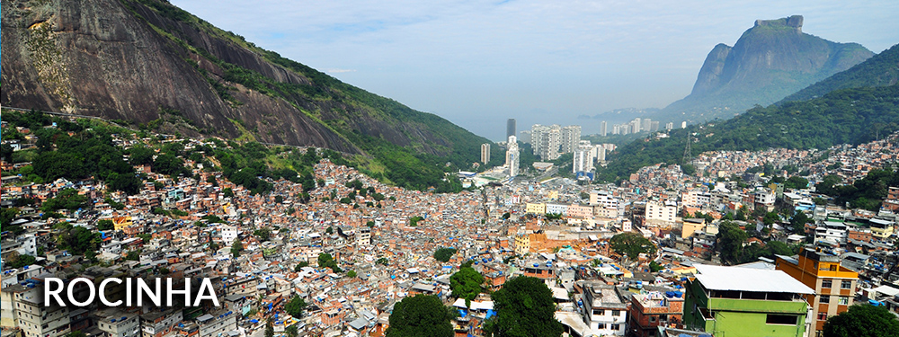Rocinha neighbourhood