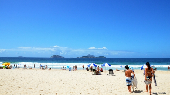 Beach Essentials: What To Take With You To The Beach In Rio De Janeiro