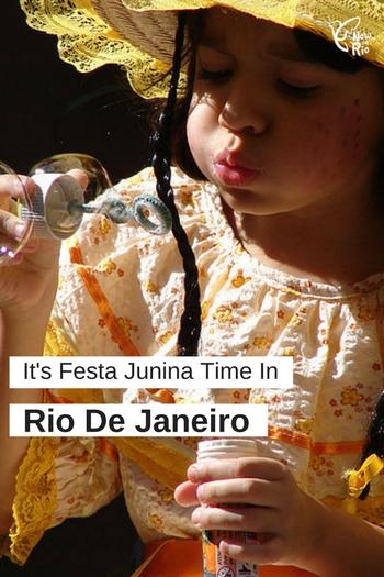 festa junina in Rio de Janeiro