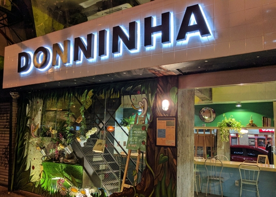Donninha: Bringing Homemade Food and Delivery to Tijuca