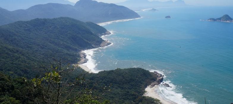 Hiking in Rio de Janeiro