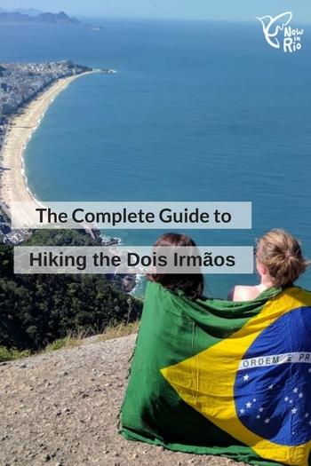 Hiking the Dois Irmãos