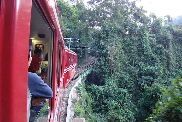 Corcovado-Train